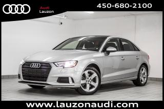 Used 2017 Audi A3 2.0t Komfort Xenon for sale in Laval, QC