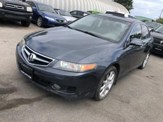 Used 2006 Acura TSX for sale in Hamilton, ON
