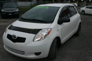 Used 2008 Toyota Yaris LE for sale in Ottawa, ON