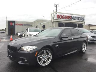 Used 2015 BMW 535 d DIESEL XDRIVE - M-PKG - NAVI - REVERSE CAM for sale in Oakville, ON