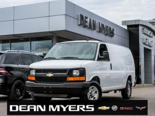 Used 2017 Chevrolet Express Cargo Van for sale in North York, ON