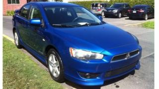 Used 2009 Mitsubishi Lancer SE for sale in Beauport, QC