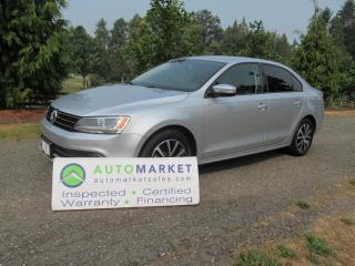 Used 2016 Volkswagen Jetta COMFORT, AUTO, INSP, FREE WARRANTY, FINANCE! for sale in Surrey, BC