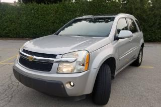 Used 2006 Chevrolet Equinox LT for sale in Mississauga, ON