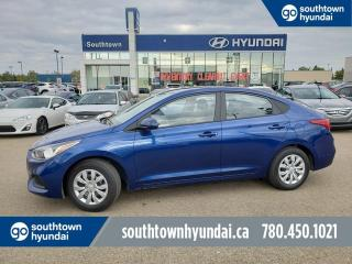 Used 2019 Hyundai Accent Essential A/T -1.6L Back Up Cam, Bluetooth, A/C for sale in Edmonton, AB