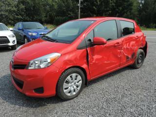 Used 2014 Toyota Yaris Hayon 5 portes, boîte automatique, LE for sale in St-Pierre-Les-Becquets, QC