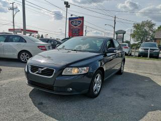 Used 2010 Volvo S40 Berline 4 portes 2,4 L, boîte automatiqu for sale in Mirabel, QC
