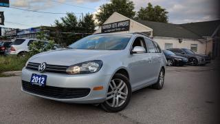 Used 2011 Volkswagen Golf Wagon GOLF WAGON TRENDLINE for sale in Mississauga, ON