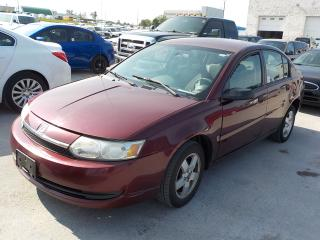 Used 2003 Saturn Ion Level 1 for sale in Innisfil, ON