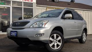 Used 2007 Lexus RX 350 RX 350 LUXURY for sale in Mississauga, ON
