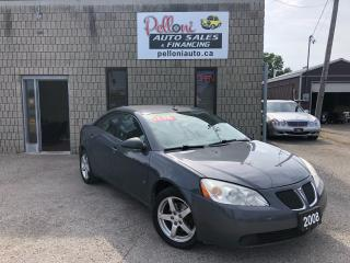 Used 2008 Pontiac G6 SE, Remote Start for sale in London, ON