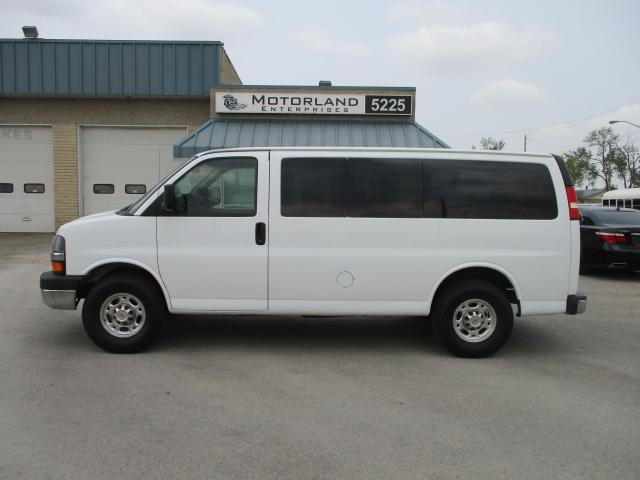 2008 Chevrolet Express 3500 LS