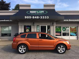Used 2011 Dodge Caliber SXT for sale in Mississauga, ON