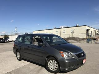 Used 2008 Honda Odyssey EX, DVD, Automatic, 3/Y warranty available for sale in Toronto, ON