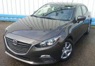 Used 2015 Mazda MAZDA3 GX Hatchback *BLUETOOTH* for sale in Kitchener, ON