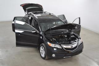 Used 2015 Acura RDX Tech. V6 Awd Gps for sale in Charlemagne, QC