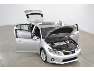 Used 2012 Lexus CT 200h Hybride Cuir Toit for sale in Charlemagne, QC