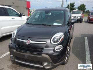 Used 2014 Fiat 500 L Trekking Bluetooth for sale in Ste-Foy, QC