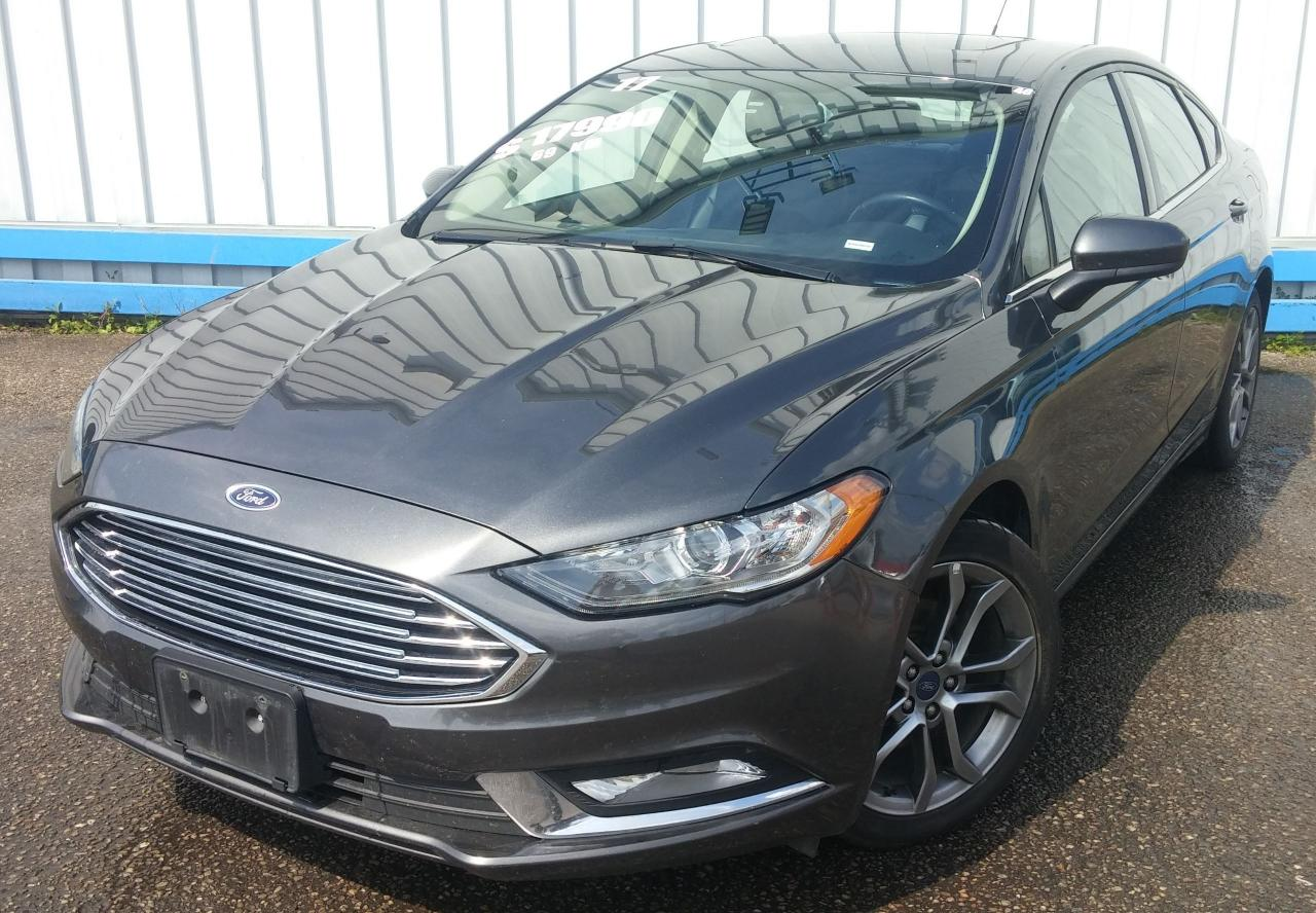 2017 Ford Fusion SE *LEATHER-SUNROOF*