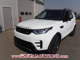 Used 2017 Land Rover Discovery HSE Diesel Utility 4D AWD 3.0L for sale in Calgary, AB