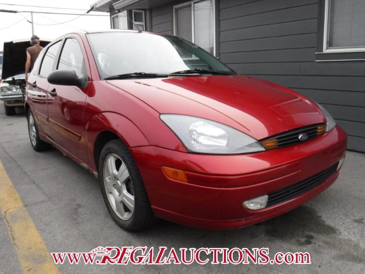 2003 Ford Focus ZX5 4D Hatchback
