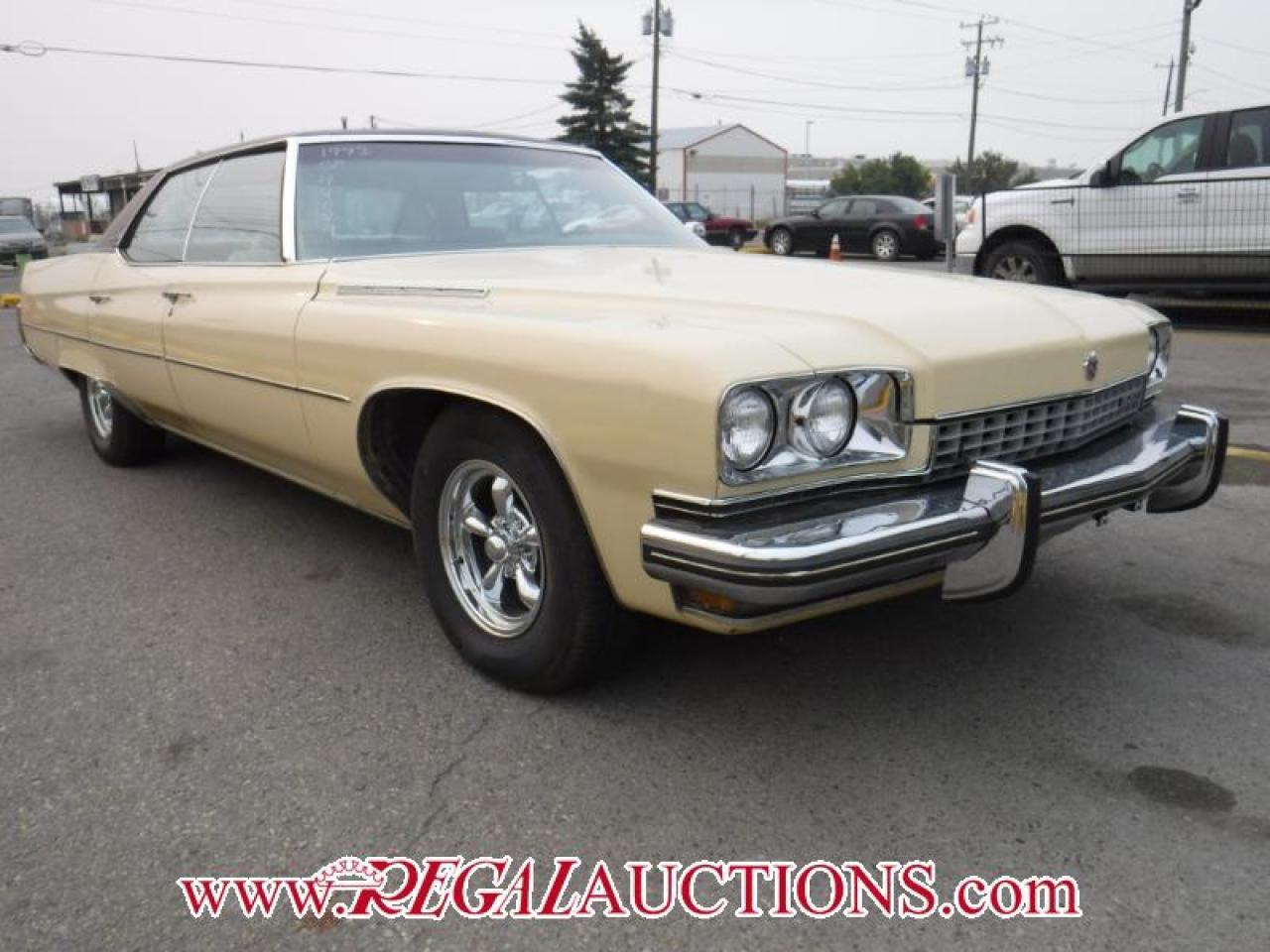 1973 Buick LIMITED  4D SEDAN