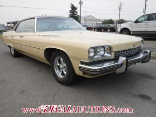 Used 1973 Buick LIMITED  4D SEDAN for sale in Calgary, AB