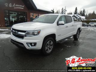Used 2017 Chevrolet Colorado Lt Crew-Cab V6 3.6l for sale in St-Prosper, QC