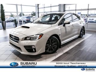 Used 2016 Subaru WRX sport package for sale in Brossard, QC