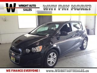 Used 2013 Chevrolet Sonic LT|LOW MILEAGE|BLUETOOTH|67,786 KMS for sale in Cambridge, ON