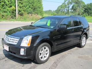 Used 2008 Cadillac SRX V6 AWD for sale in Brockville, ON
