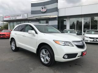 Used 2015 Acura RDX AWD Technology Package Fully Loaded Only 72,000Km for sale in Langley, BC