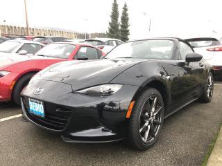 New 2019 Mazda Miata MX-5 GT for sale in North Vancouver, BC