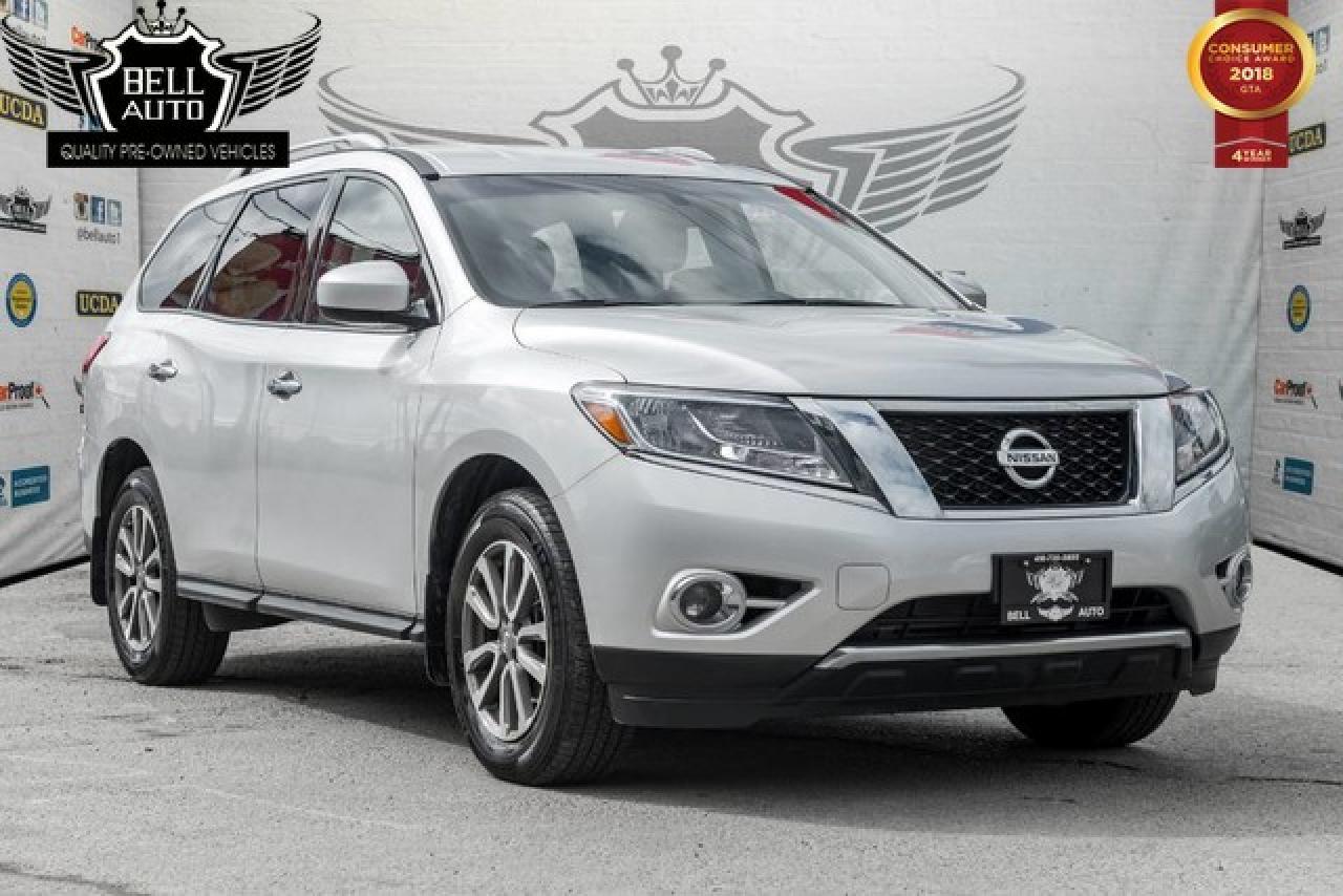 2014 Nissan Pathfinder SV BACK-UP CAMERA PARKING SENSORS PUSH START ALLOY WHEELS 4WD