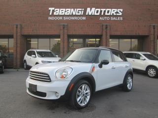 Used 2012 MINI Cooper Countryman LEATHER | SUNROOF | BLUETOOTH | REAR CAMERA | HEATED SEATS for sale in Mississauga, ON