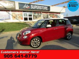 Used 2014 Fiat 500 L Sport  MANUAL ROOF BLUETOOTH  PWR-GROUP ALLOYS for sale in St. Catharines, ON