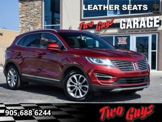 Used 2015 Lincoln MKC Select  - Leather Seats -  Bluetooth for sale in St Catharines, ON