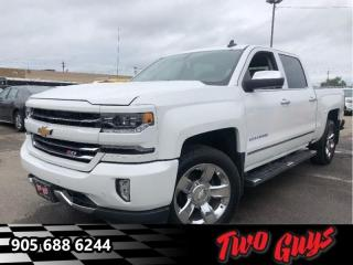 Used 2017 Chevrolet Silverado 1500 LTZ  -  Heated Seats for sale in St Catharines, ON