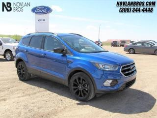 Used 2017 Ford Escape SE  - Loaded 201A -  Navigation for sale in Paradise Hill, SK