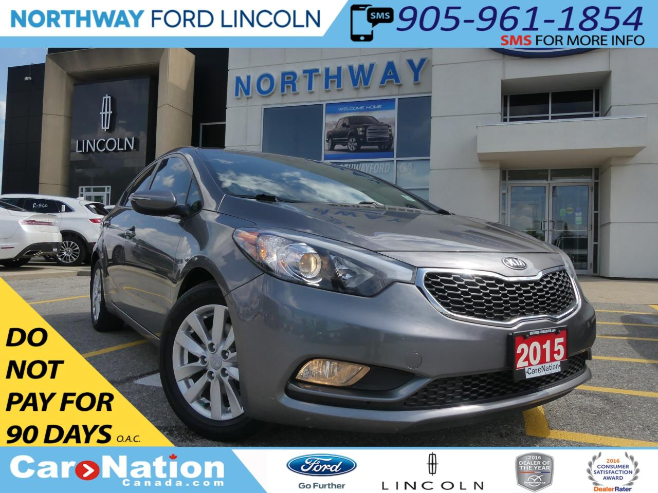 Used 2015 Kia Forte Heated Seats And Wheel Bluetooth For Sale In Wheels