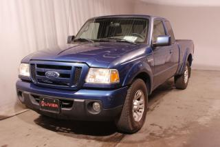 Used 2011 Ford Ranger Sport 4x4 Awd for sale in St-Hubert, QC