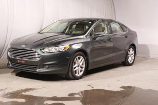 Used 2015 Ford Fusion Se A/c Bluetoot for sale in St-hubert, QC