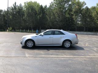 Used 2013 Cadillac CTS Luxury AWD for sale in Cayuga, ON