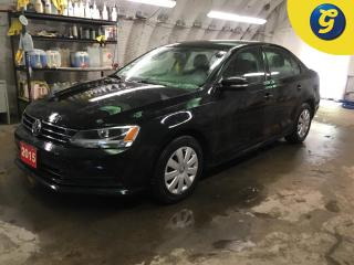 Used 2015 Volkswagen Jetta Trendline+*TSI*PHONE CONNECT*VOICE RECOGNITION/HANDS FREE CONTROL*BACK UP CAMERA*TIPTRONIC WITH SPORT MODE*HEATED FRONT SEATS*KEYLESS ENTRY * for sale in Cambridge, ON
