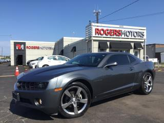 Used 2010 Chevrolet Camaro RS - 6SPD for sale in Oakville, ON