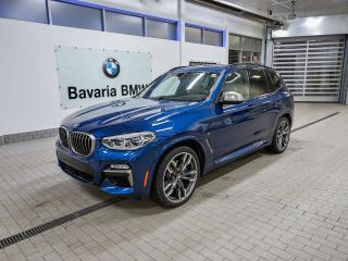 Used 2019 BMW X3 M40i for sale in Edmonton, AB
