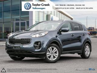 Used 2018 Kia Sportage LX AWD for sale in Orleans, ON
