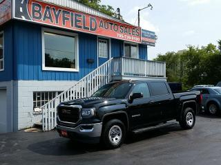 Used 2016 GMC Sierra 1500 Crew Cab 4x4 **5.3L/Reverse Camera/Only 39k!** for sale in Barrie, ON