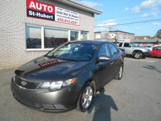 Used 2010 Kia Forte EX for sale in Saint-hubert, QC