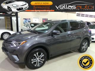 Used 2017 Toyota RAV4 LE| AWD| BLUETOOTH| HEATED SEATS| R/CAMERA for sale in Vaughan, ON